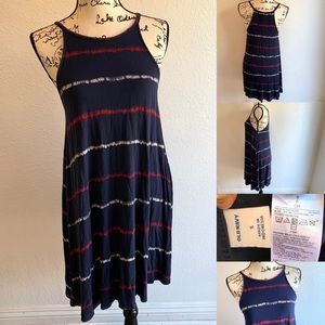 5 for $25 Old navy high neck Americana dress sz S
